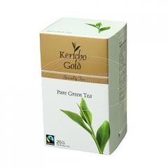 Чай Зеленый пакетированный «Керичо Голд» 20 шт по