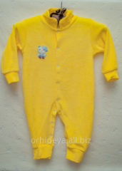 Velors romper suits Baby Overalls