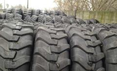 Large-size tire! Domestic and foreign producers.