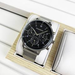 Guardo B01116-1 Silver-Black