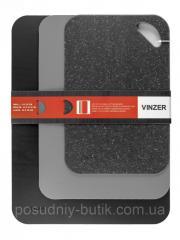 Набор разделочных досок 3 предмета Vinzer 89226