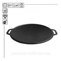 Сковорода Садж чугунная 40 см. Brizoll