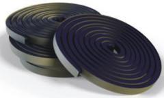 Бентонито-каучуковый шнур WATERSTOP