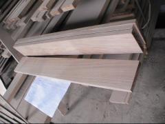 Furniture preparations oak
