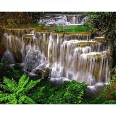 Картина по номерам Национальный парк Эраван, 40x50