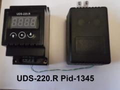 The UDS-220.R Рid-1345 PID-regulator, 3 kW, a
