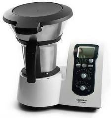 Induction kitchen robot Maykuk. Video presentation