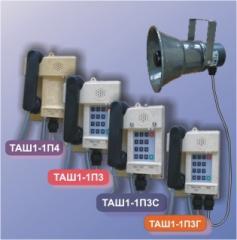 Аппарат телефонный промышленный серии ТАШ (Украина)