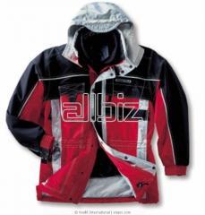 Одежда для защиты от химических воздействий
