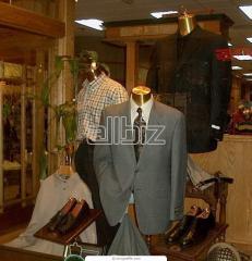 Одежда винтажная мужская