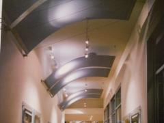 Design false ceilings of Armstrong, Canopy