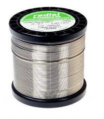 Tin wire.