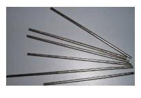 Electrodes tungsten.