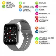 Умные часы Modfit ZL11 Смарт-часы Gray-Black