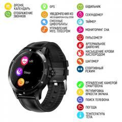Умные часы Modfit K15 All Смарт-часы Black