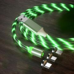 Магнитный кабель X-CABLE Магнитная зарядка...