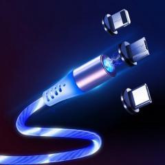Магнитный кабель X-CABLE с LED подсветкой...