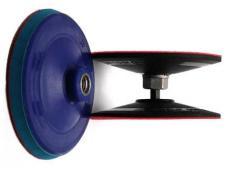 Grinding wheels, circles felt on a flypaper