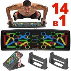 Платформа для отжиманий Iron Gym Push Up...