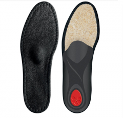 Pedag VIVA SNEAKER (SUMMER BLACK) каркасная стелька для летней закрытой обуви, черная