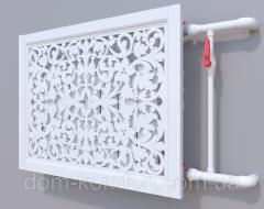 Декоративная решетка на батарею SMARTWOOD | Экран