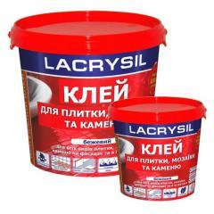 Клей LACRYSIL для плитки и мозайки 1,5готовый
