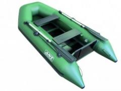 Моторная лодка со сланью Hunter 260