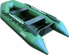 Моторная лодка со сланью Hunter 290