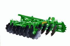 Unit soil-cultivating disk AG-1,8-20 AG-2,1-20