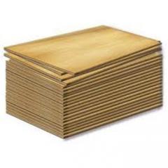 Furniture dimension lumber from wood. Fiber board