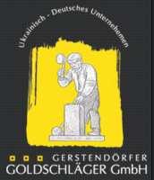 GOLD LEAF OF PRODUCTION OF GERSTENDORFER FACTORY
