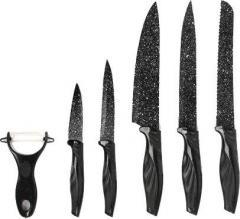 Набор ножей для кухни с подставкой Сила Гранита