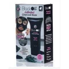 Черная маска-пленка для лица Black Off Activated