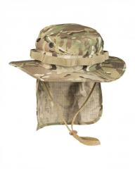 Panama brit. special forces with neck protection