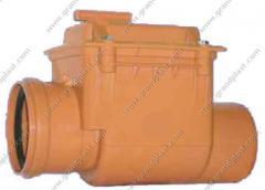 Backpressure valves