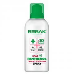 Спрей для тела BEBAK с пантенолом, 150 мл