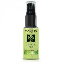 Восточное масло для укрепления волос Marion, 30 мл
