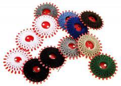 Набор ниток для шитья Alze 10 шт.