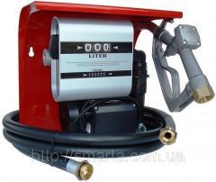 Мобильная топливораздаточная колонка для топлива с