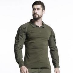Тактическая рубашка ESDY A655 размер XXXL Зеленый
