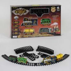 Музыкальная железная дорога Small Toys 2417...