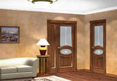 Двери межкомнатные деревянные купить, купить по