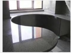 Granite bar counters
