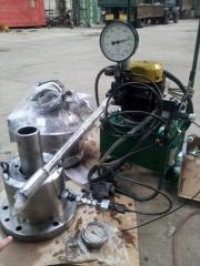 Модернизация и ремонт гидрофицированного...