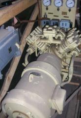 Ship EK-3 compressors