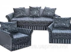 Soft furniture for room corners