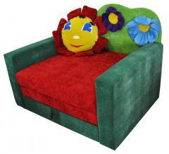 Малютка диван Лужок
