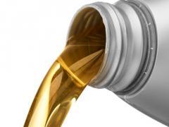 Transmission oils of high pressure