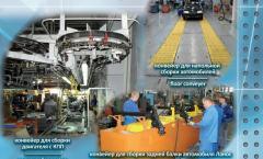 Conveyor and conveyors systems