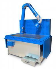 Шлифовальный стол MST-2500W.CE